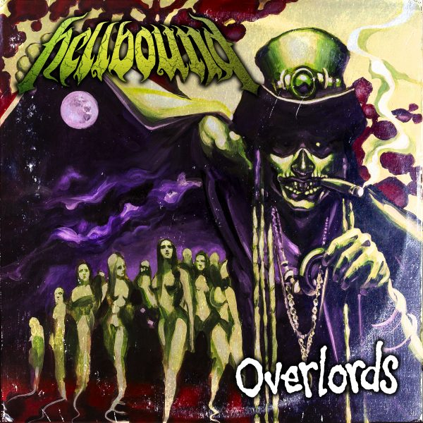 Hellbound - Overlords Cover